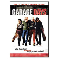 Garage Days On DVD With Kick Gurry - DD594339
