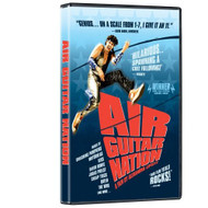 Air Guitar Nation On DVD With Angela Shelton - DD595342
