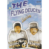 The Flying Deuces Slim Case On DVD With Stan Laurel - DD595454