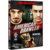 American Brawler On DVD - DD595514