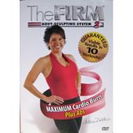The Firm Body Sculpting System 2: Maximum Cardio Burn On DVD With - DD596198