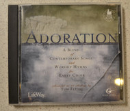 Adoration Listening CD By Tom Fettke Composer On Audio CD Album - DD596334