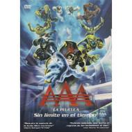 AAA La Pelicula Sin Limite En El Tiempo On DVD - DD596706
