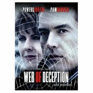 Web Of Deception On DVD With Powers Boothe - DD597514