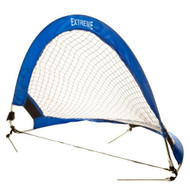 Champion Sports Extreme Soccer Portable Pop-Up Goal Blue - DD598160