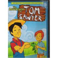 Tom Sawyer Animated On DVD Anime - DD599326