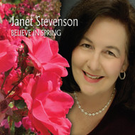Believe In Spring By Stevenson Janet On Audio CD Album 2011 - DD599415