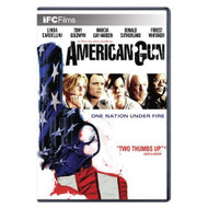American Gun On DVD with Marcia Gay Harden Drama - DD600590