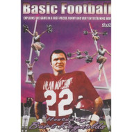 Basic Football Hosted By Burt Reynolds On DVD - DD600667