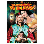The Adventures Of Fu Manchu Volume 1 On DVD with Glen Gordon - DD600749
