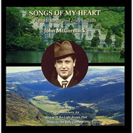Songs Of My Heart By John Mccormack On Audio CD Album 1994 - DD601110