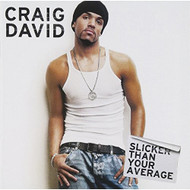 Slicker Than Your Average By Craig David On Audio CD Album 2002 - DD601125