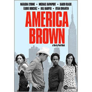 America Brown On DVD With Hill Harper Natasha Lyone Elodie Bouchez - DD601139