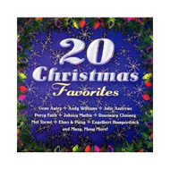 20 Christmas Favorites By Various On Audio CD Album 1996 - DD601158