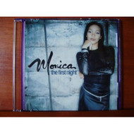 First Night By Monica On Audio CD Album 1998 - DD601259