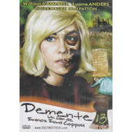 Demente 13 Slim Case On DVD With William Campbell - DD602123