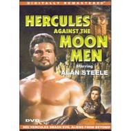 Hercules Against The Moon Men Slim Case On DVD with Alan Steele - DD602473