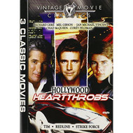 Hollywood Heartthrobs: Strike Force/Tim/Redline On DVD Drama - DD602836