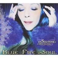 Blue Fire Soul By Suzanne Sterling On Audio CD Album 2010 - DD604415