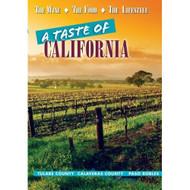 A Taste Of California: Tulare County Calaveras County Paso Robles On - DD604458