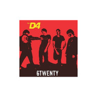 6TWENTY By D4 The D4 Performer On Audio CD Album 2003 by D4  The D4 - DD604692