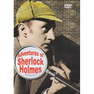 Adventures Of Sherlock Holmes Slim Case On DVD with Ronald Howard - DD604698
