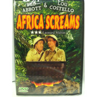 Africa Screams On DVD Comedy - DD604938