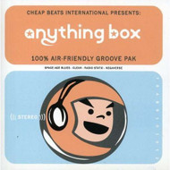 100 Percent Air Friendly Groove Pak By Anything Box On Audio CD Album  - DD604951