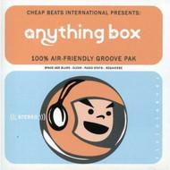 100 Percent Air Friendly Groove Pak By Anything Box On Audio CD Album  - DD604951
