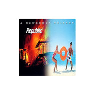 Republic By Order On Audio CD Album 1993 - DD604959