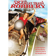 587: The Great Train Robbery On DVD with Ran Burns - DD605056