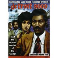 Detroit 9000 W/ Hari RhodesSlim Case On DVD with ALEX ROCCO-SCATMAN - DD605062