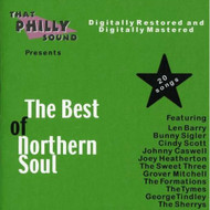 Best Of Northern Soul By That Philly Sound Presents On Audio CD Album  - DD605101