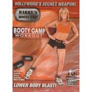 "Barry's Boot Camp Booty Camp Workout"" Lower Body Blast On DVD Exercise - DD605458"