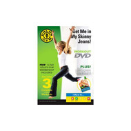 Gold's Gym Get Me In My Skinny Jeans Workout On DVD - DD606356