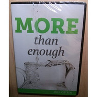 More Than Enough On DVD - DD606413