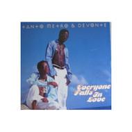 Everyone Falls In Love By Tanto Metro & Devonte On Audio CD Album - DD606583
