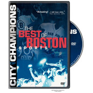 City Of Champions-Boston Sport On DVD - DD606744