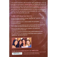 Quick Start To Bare Beauty How To Guide bareMinerals 2007 On DVD with - DD606803