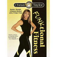 Funktional Fitness On DVD with Christi Taylor - DD606924