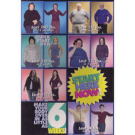 Make Your Body Over In 6 Weeks! Start Here Now! Quick Start On DVD - DD607117