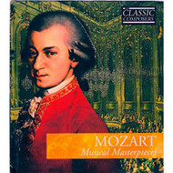 Mozart: Musical Masterpieces The Classic Composers Volume 3 By - DD607744