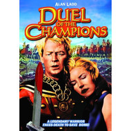 Duel Of The Champions On DVD with Alad Ladd - DD608292