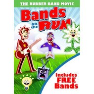 Bands On The Run: The Rubber Band Movie On DVD - DD608677