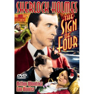 Sherlock Holmes: The Sign Of Four On DVD with Arthur Wontner 4 - DD608937