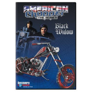 American Chopper Black Widow On DVD with Paul Teutul Sr - DD609583