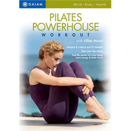 Pilates Powerhouse Workout On DVD with Jillian Hessel Exercise - DD609936