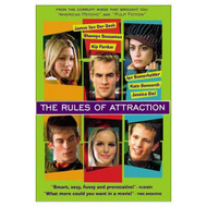 The Rules Of Attraction On DVD With James Van Der Beek Mystery - DD609943