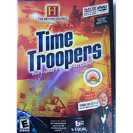 Time Troopers Game On DVD - DD610947