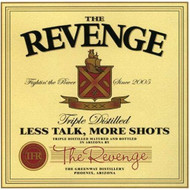 Less Talk More Shots By Revenge On Audio CD Album 2007 - DD613278